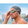 Zoggs Predator Flex duikbrillen Titanium grijs/groen